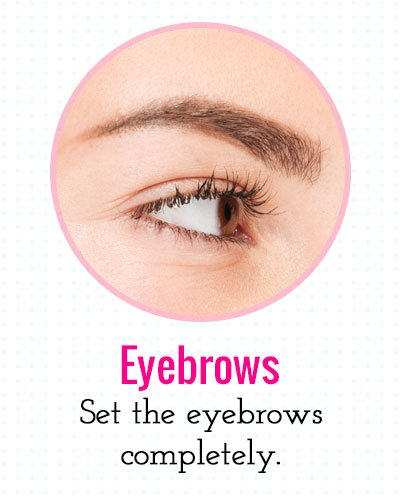 Fuller Type Eyebrows