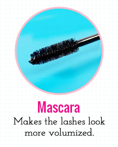 Mascara to defines your eyes