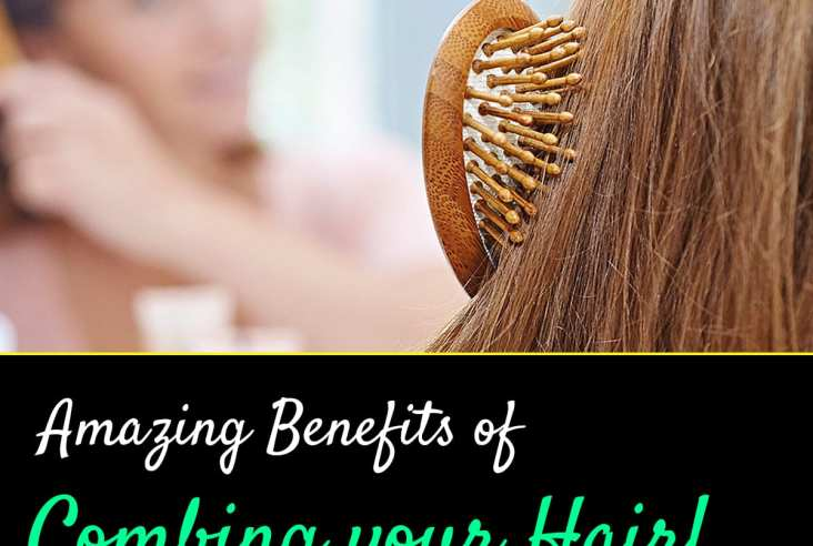 Hair Combing Benefits