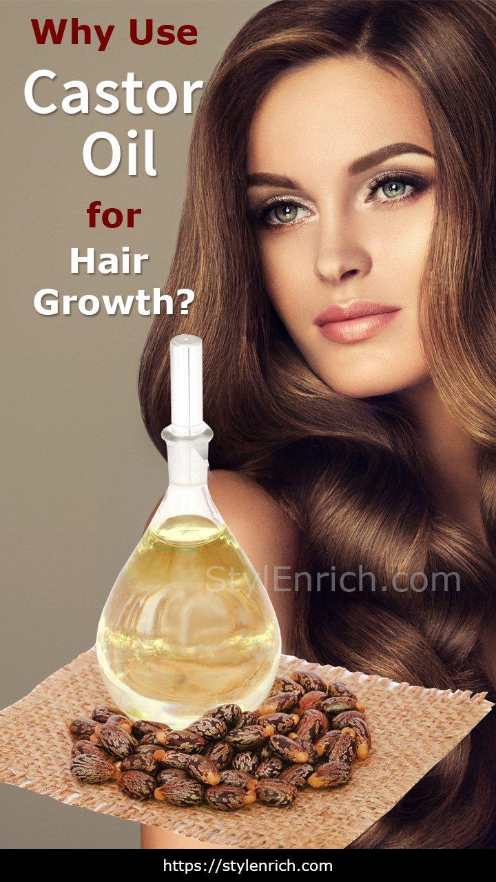 Why Use Castor Oil for Hair Growth