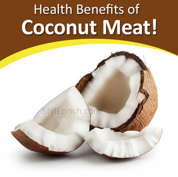 Coconut Meat for Heart and Weight Loss