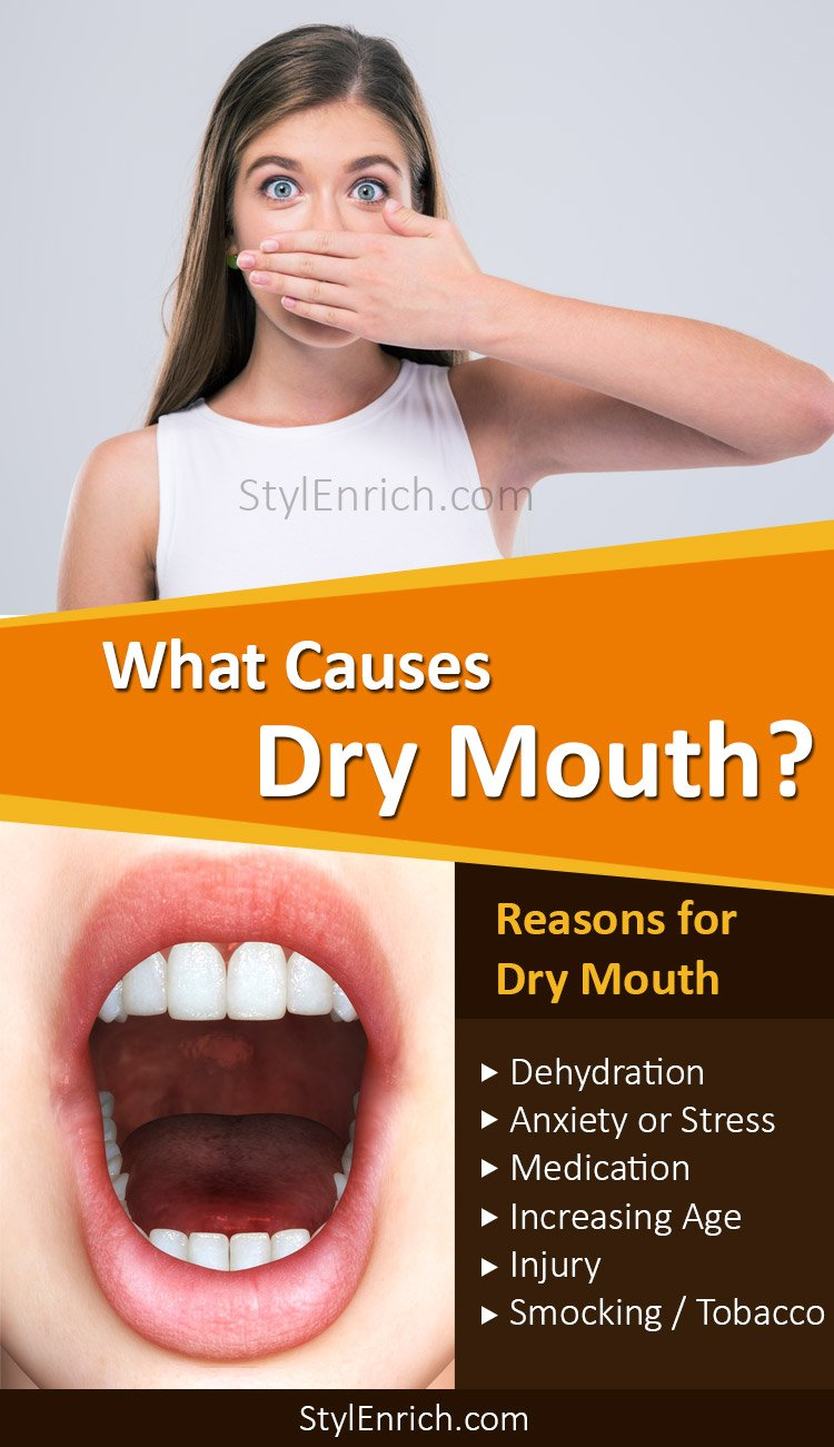What Causes Dry Mouth and How to Treat it?