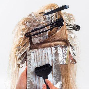 Hair Dye Allergy