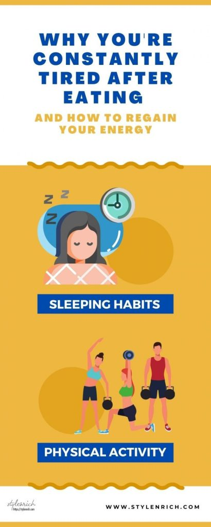 Why You're Constantly Tired After Eating and How to Regain Your Energy
