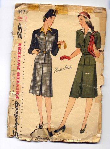 1940s-misses-pointed-shoulder-yokes