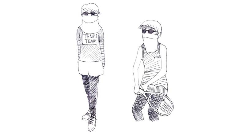 style of tennis obateni fashion