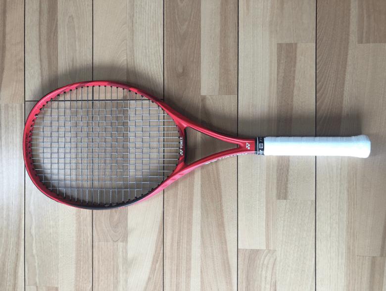 style of tennis yonex vcore 98 1