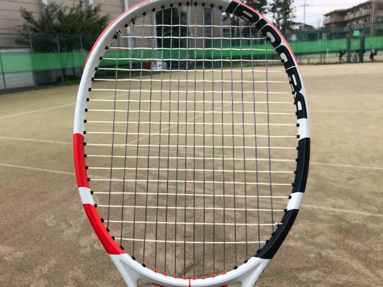 style of tennis hybrid strings