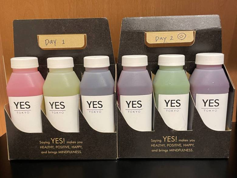 style of tennis fasting juice cleanse