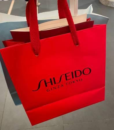 style of tennis shiseido clear suncare stick