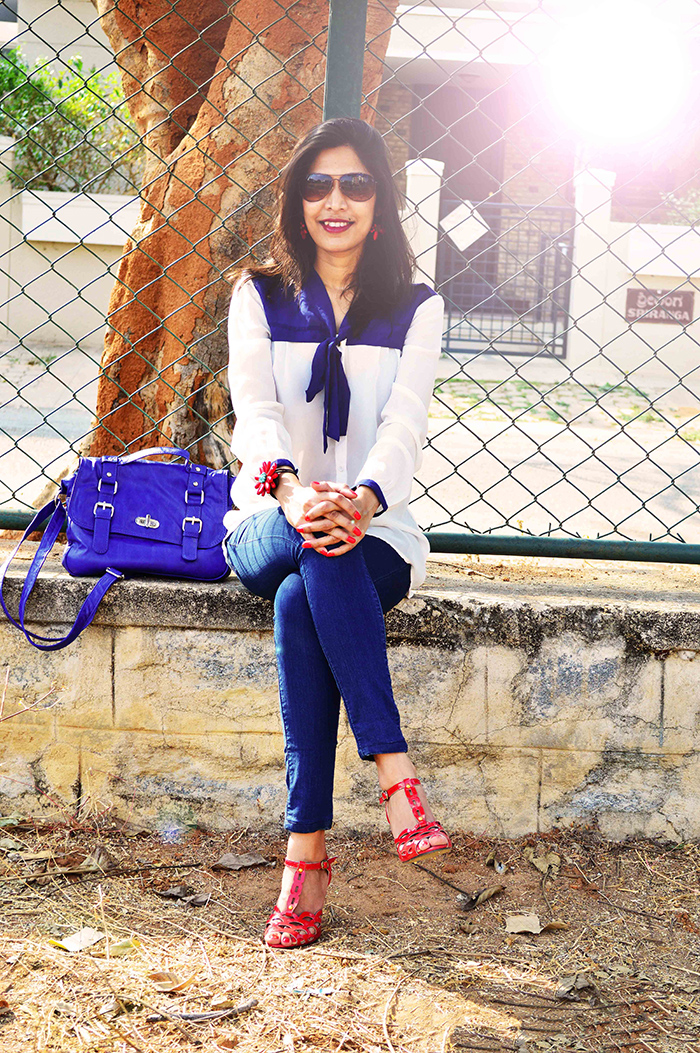 Fashion, Style, Fashion Photography, Street Fashion, Fashion Blogger, Casual wear, Indian Fashion Blogger, Nautical Inspired Outfit,