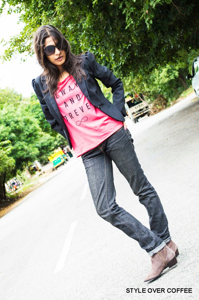 Fashion, Style, Fashion Photography, Summer Fashion, Street Fashion, Fashion Blogger, Casual wear, United Colors of Bennetton Jeans, Vero Moda Top,