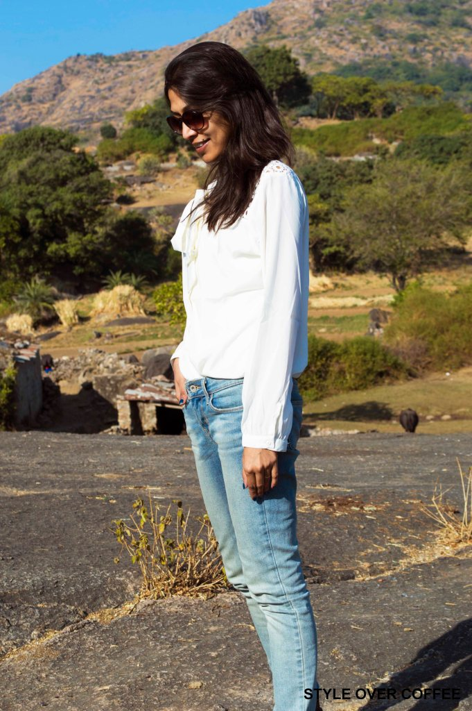 Fashion, Style, Fashion Blogger, Travel, Levi's Denim, White shirt, Casualwear, Outfit of the Day, Fashion Photography