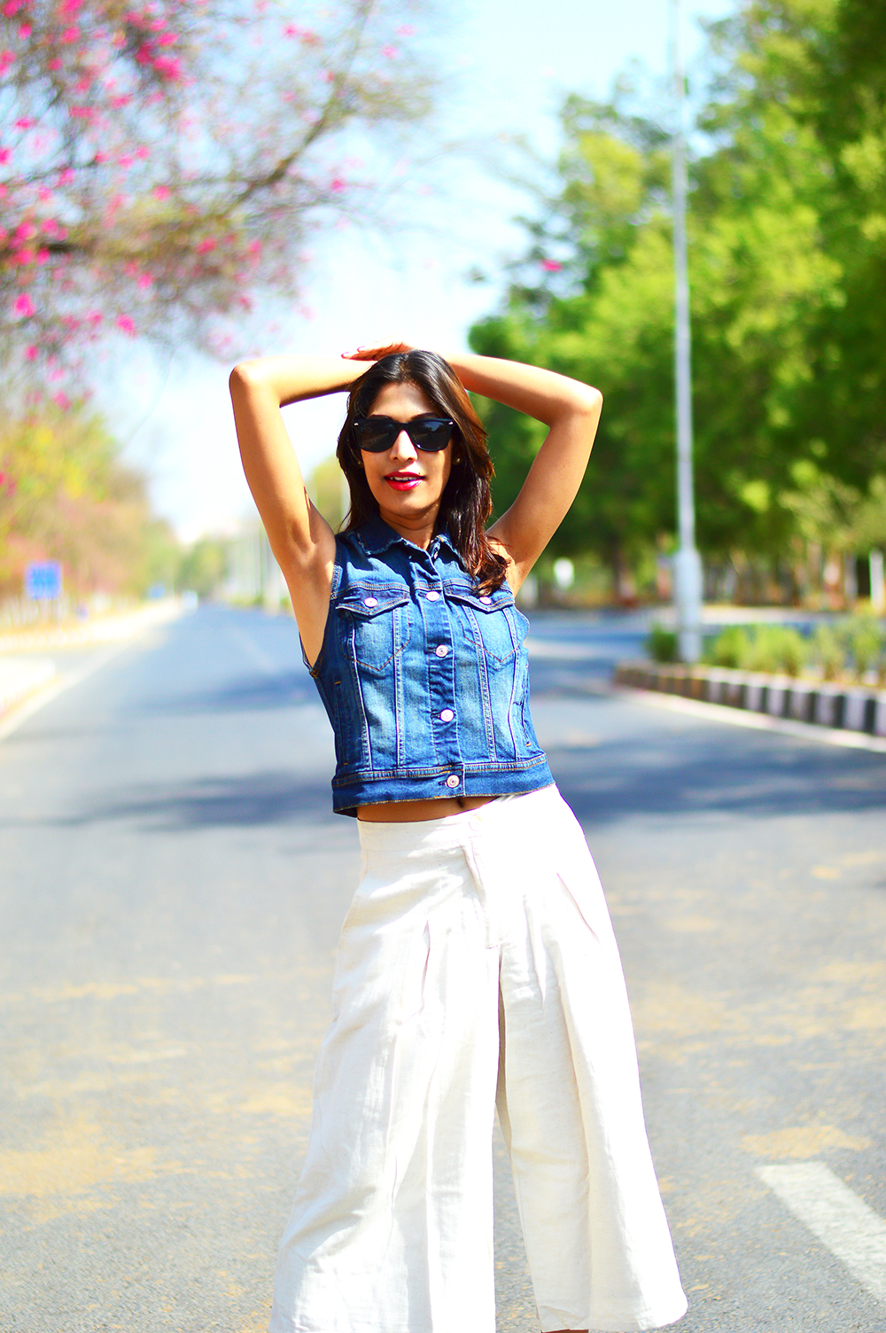 Fashion, Style, Fashion Blogger, Indian Fashion Blogger, Photography, Fashion Blog, Indian Fashion Blog, Street Style, Denim Vest, Culottes, Personal Style Blogger
