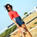 Fashion, Style, Fashion Photography, Street Style, Fashion Bloggers, Indian Fashion Bloggers, Denim Style, Outfit Of the Day, Retro Sunglasses, Lifestyle Blog-2