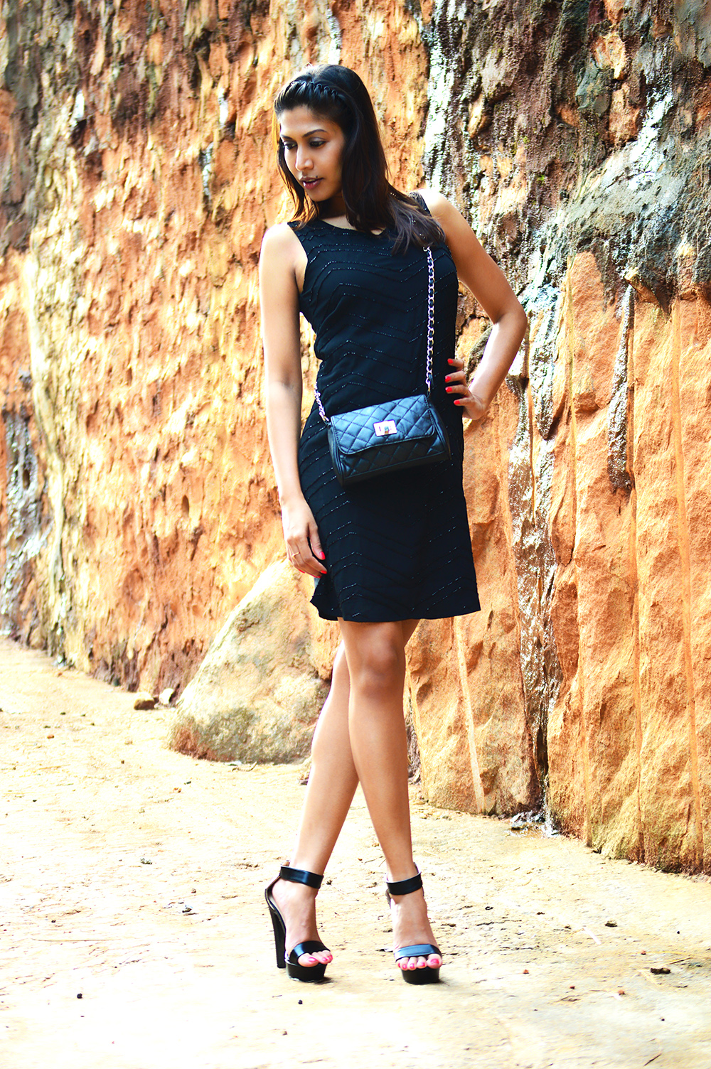 Fashion, Style, Little Black Dress, LBD, Fashion Photography, Fashion Blogger, Street Style, Indian Fashion Blogger, Photography-6