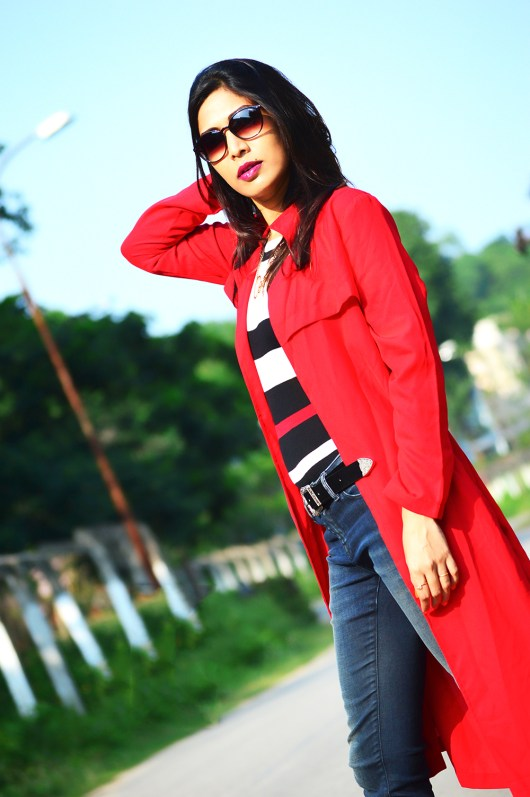 Fashion, Red Hot, Trench Coat, Style, Fashion Blogger, Photography, Street Style-4