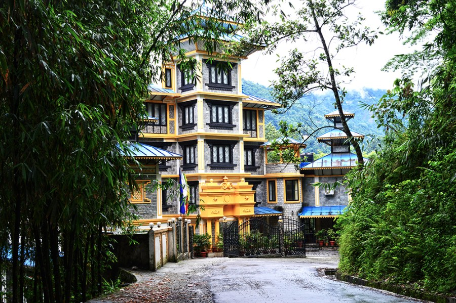 Travel, Travel Blogger, Fashion Blogger, Gangtok, Sikkim Tourism, Saramsa Resort, Photography-3