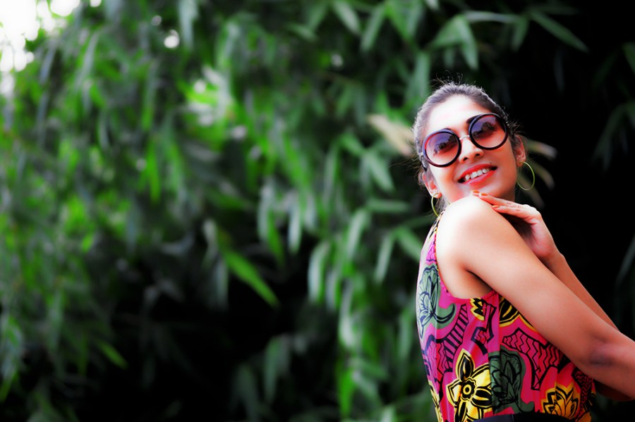 Tropical, Fashion, Printed Jumpsuit, Style, Beauty, Photography, Personal Style, Indian Fashion Blogger- 4