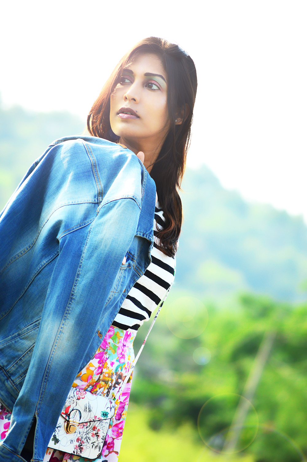 Floral Print, Fashion, Summer Fashion, Style, Indian Fashion Blogger, Beauty, Photography-4