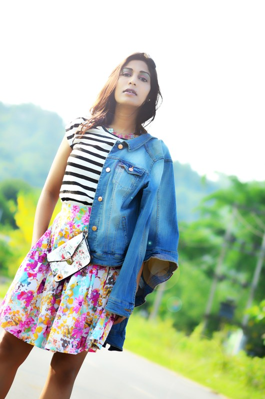 Floral Print, Fashion, Summer Fashion, Style, Indian Fashion Blogger, Beauty, Photography-7