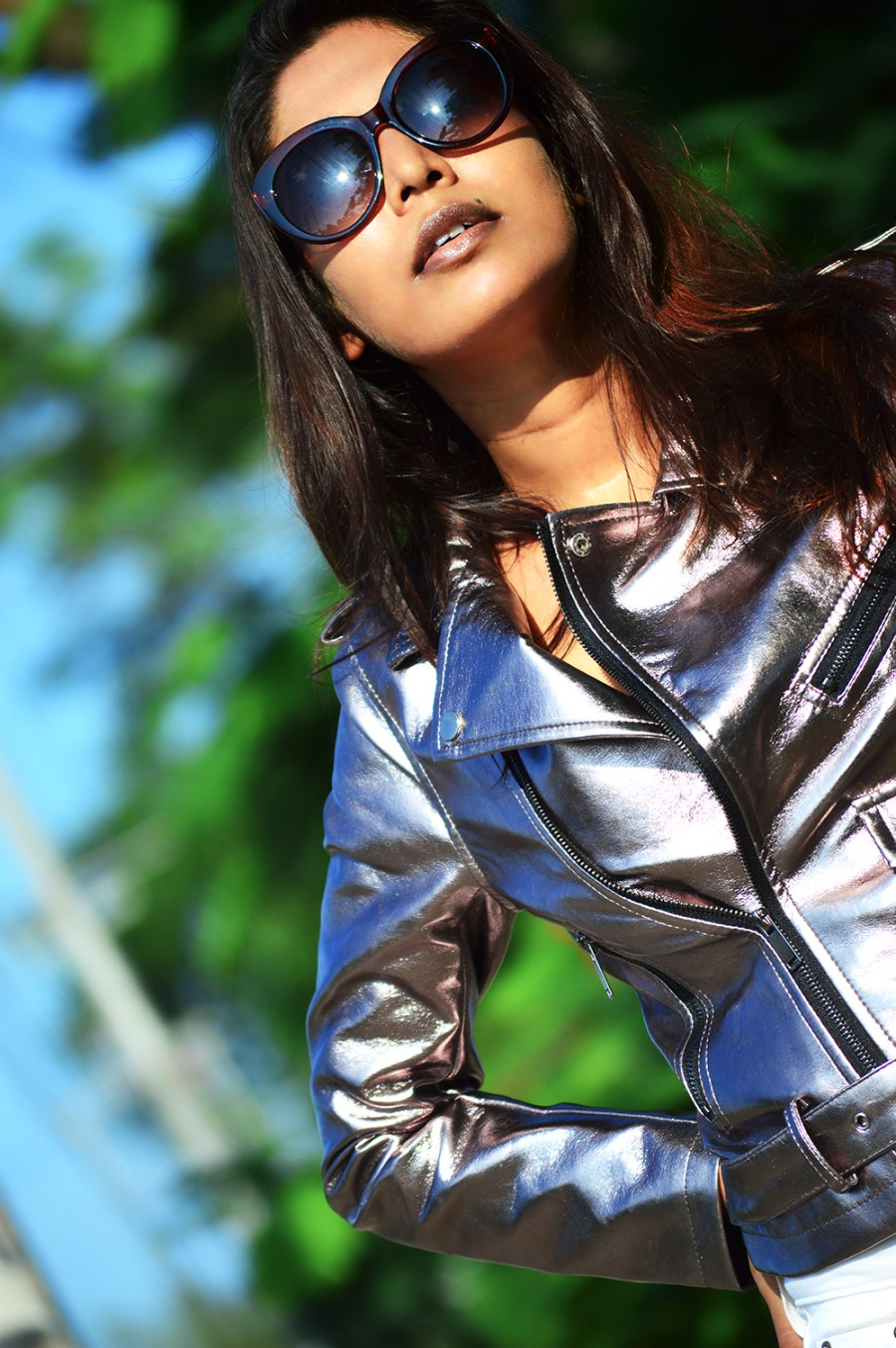 Fashion, Style, Silver Color, Indian Fashion Blogger, Beauty, Street Style, Photography-3