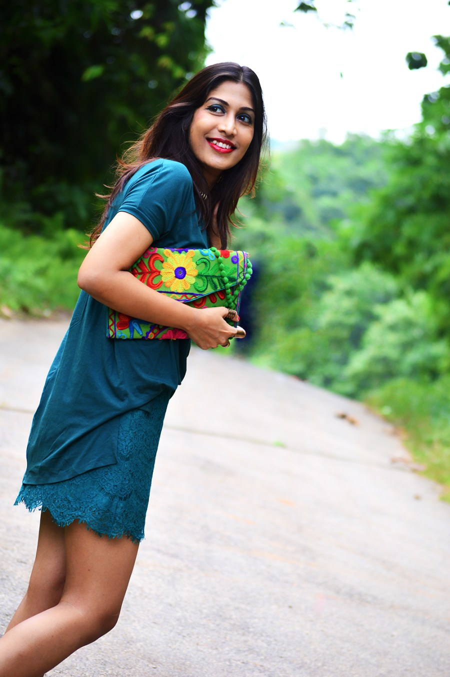 Fashion, Style, Photography, Green, Beauty, Lifestyle, Indian Fashion Blogger-4