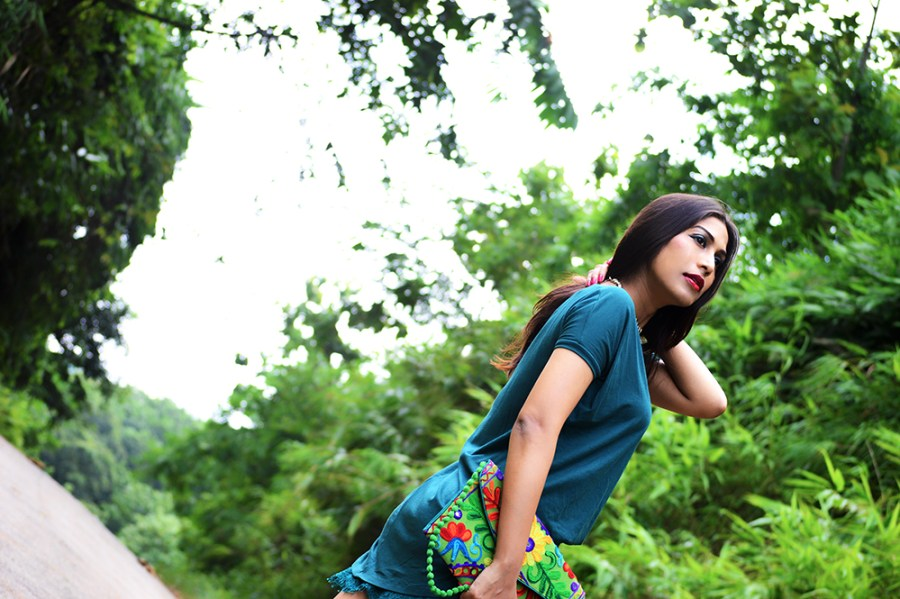 Fashion, Style, Photography, Green, Beauty, Lifestyle, Indian Fashion Blogger-3