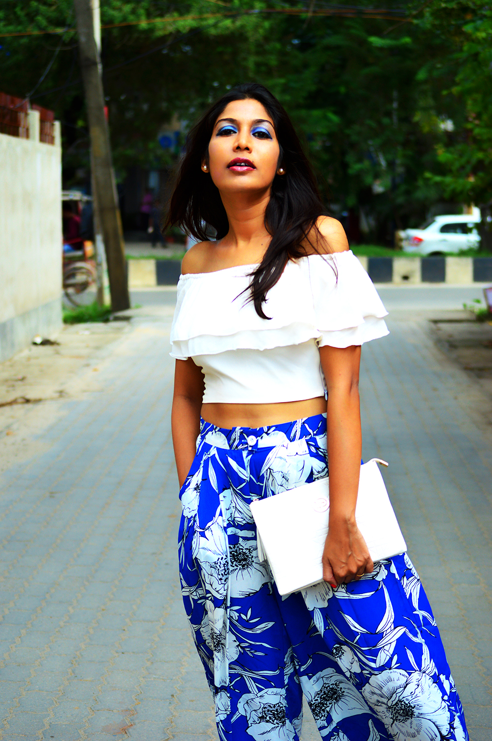Fashion, Culottes, Style, Street Style, Indian Fashion Blogger, Photography, Blogger Style-2