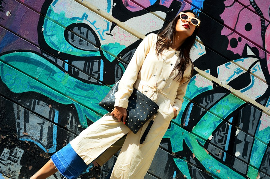 Blogger, fashion, Style, Fashion Blogger, Street Style, OOTD, Photography, Trench Coat, Denim, Culottes-4