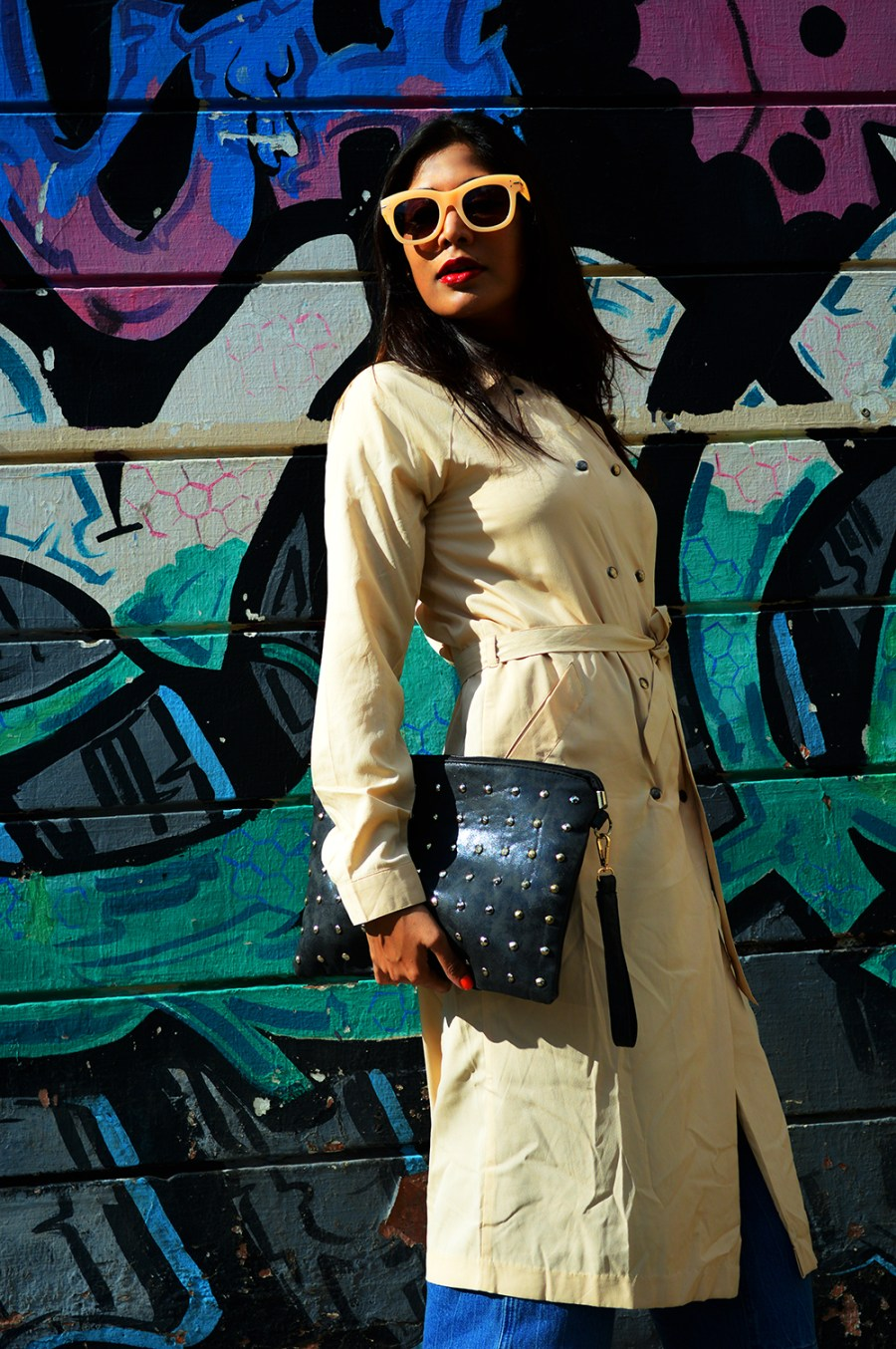 Blogger, fashion, Style, Fashion Blogger, Street Style, OOTD, Photography, Trench Coat, Denim, Culottes-7