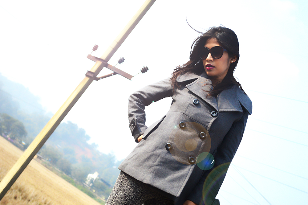 Grey Outfit, Fashion, Style, Indian Fashion Blogger, Street Style, Photography, OOTD, Beauty-7
