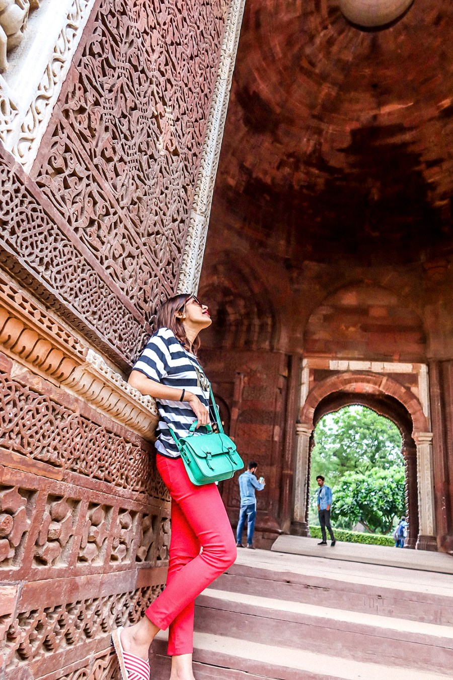 Qutub Minar, UNESCO World Heritage Site, Places to visit in Delhi, Indian Tourism, Travel, Travel Blogger, New Delhi, Delhi Travel, Style Over Coffee, Sarmistha Goswami, Indian Blogger