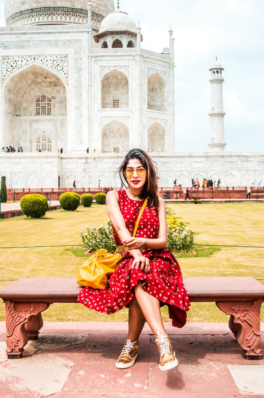 Style Over Coffee, Taj Mahal, Travel, India, Fashion Blogger, Influencer, Ethnic Dress, Sarmistha Goswami, Indian Blogger-1