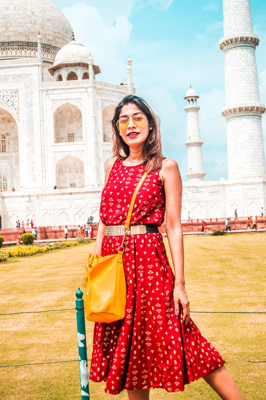 Style Over Coffee, Taj Mahal, Travel, India, Fashion Blogger, Influencer, Ethnic Dress, Sarmistha Goswami, Indian Blogger, Travel Blogger-5