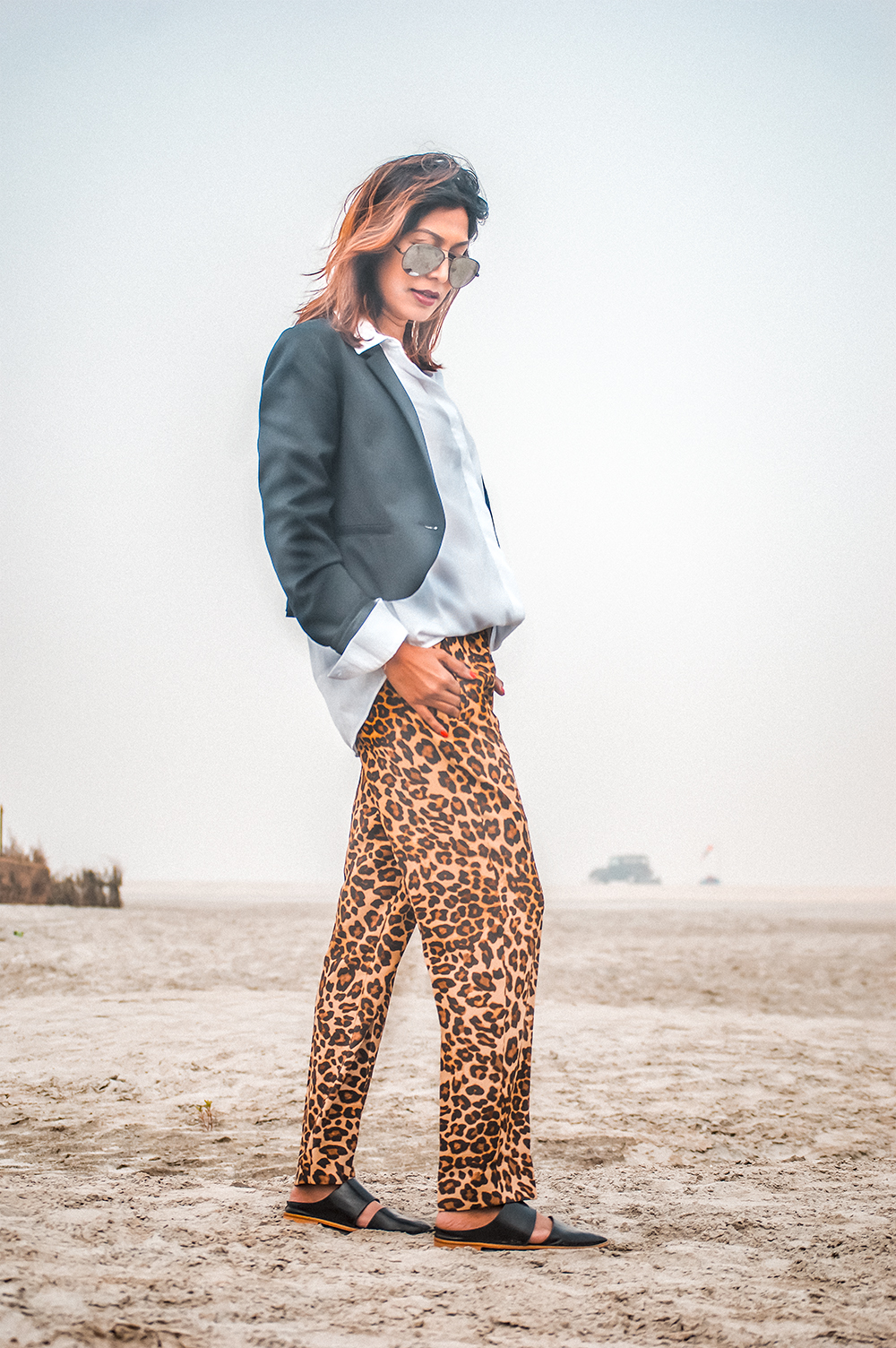 Leopard Print to Work, Leopard Print, Work wear, Office wear, Formal Fashion, How to style, Style Tips-3