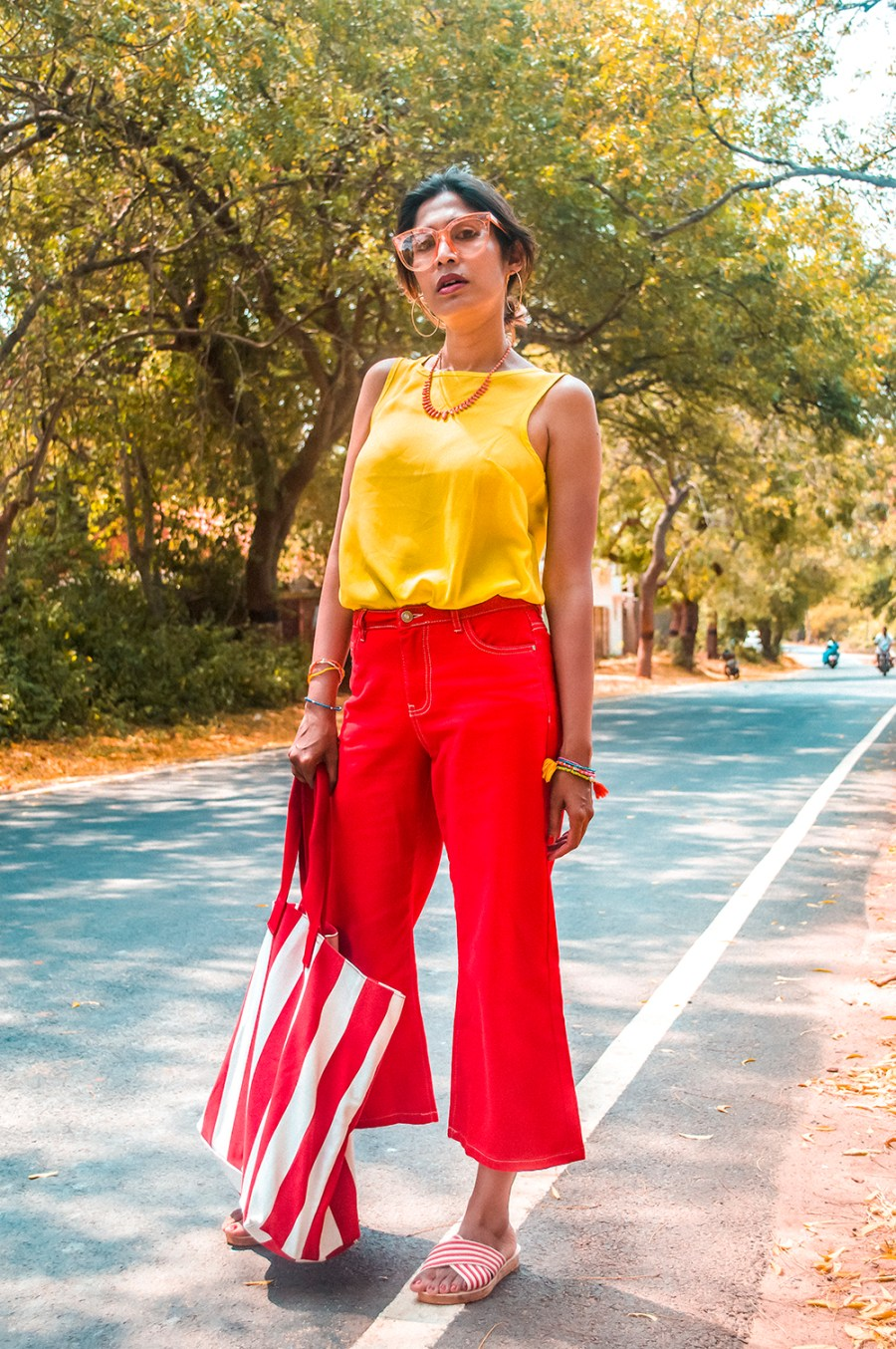 Neon Colors, Fashion Blogger, Colourful outfit, Street Style, Fashion Photography, Summer Style-1