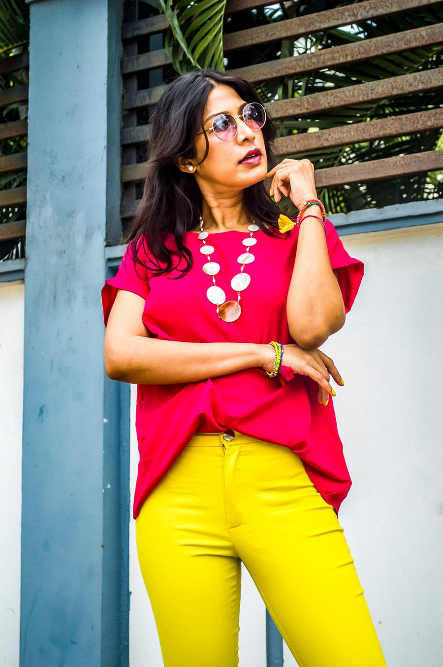 Colors, Fashion Blogger, Summer Style, Colorful Outfit-3