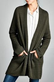 ellison_apparel-olive-soft-cardigan-green