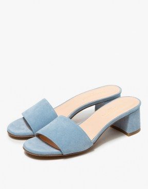 Need Supply Co. CLASSIC MULE IN BLUE Marais USA