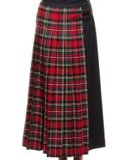 i-m-isola-marras-long-tartan-skirt-1g9404