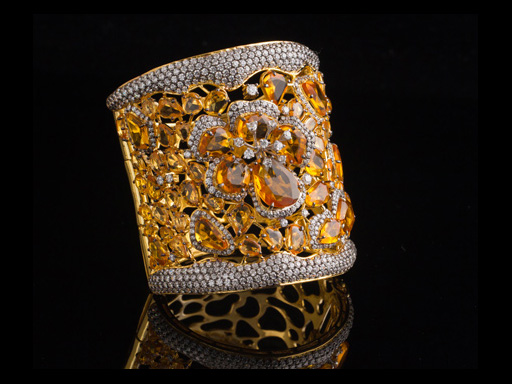 cz above 50 Awesome sparkles by priti bhatia, surat