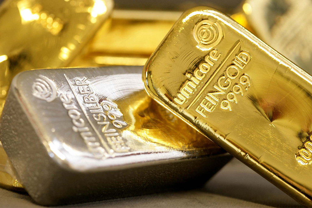 Gold And Silver Bullion. PC- Gold Crude Research