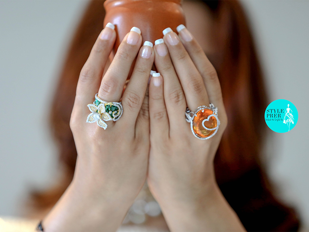 Playing With Gems And Jewels From Tsivira