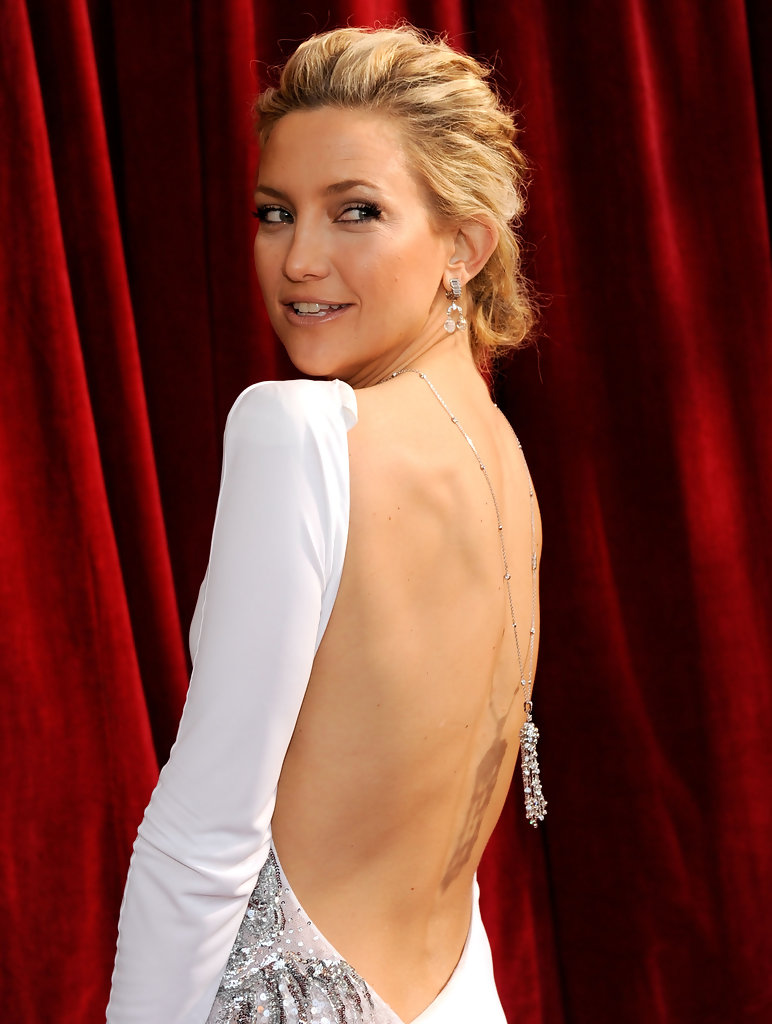 Kate Hudson at the Screen Actors' Guild Awards in 2010