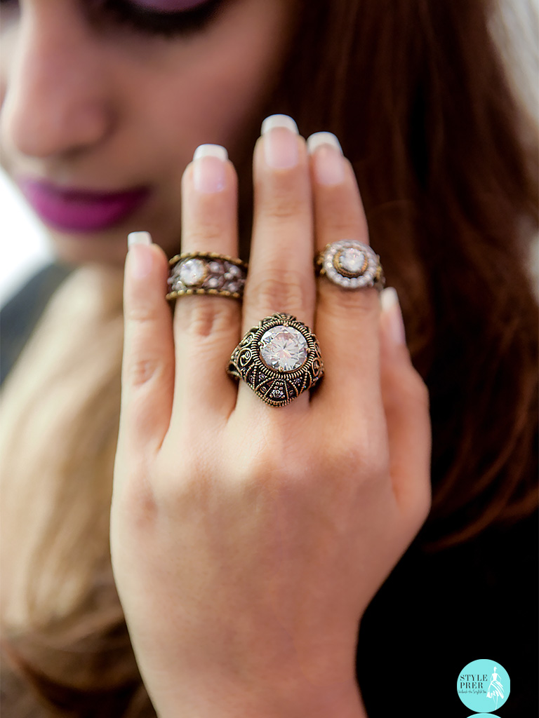 Bridal Solitaire Rings From Zanyah By Sabyasachi With Forevermark Diamonds