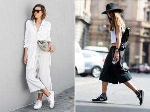 pantaloni-culotte-sneakers