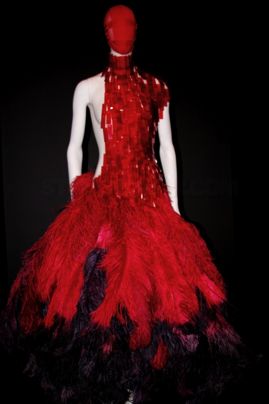 Alexander McQueen Savage Beauty Costume Institute Metropolitan Museum of Art 46