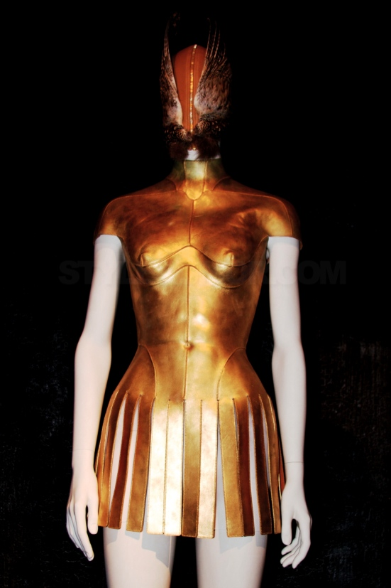 Alexander McQueen Savage Beauty Costume Institute Metropolitan Museum of Art 47