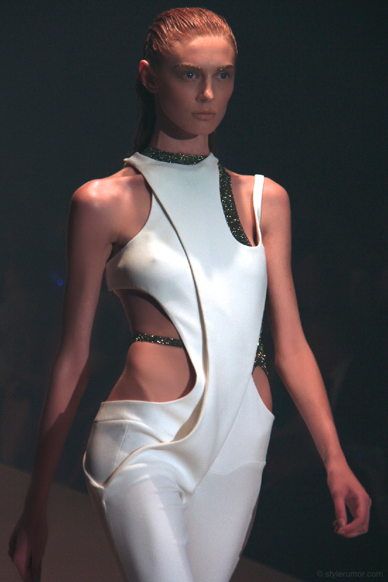 Mugler Spring Summer 2012 Collection 2